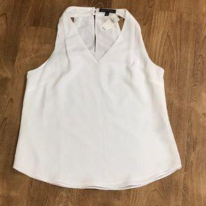 Banana republic white shirt!